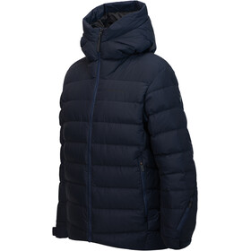 Peak Performance M's Spokane Down Ski Jacket Salute Blue